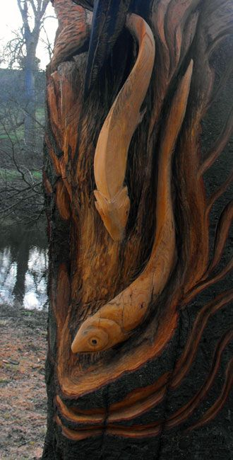 Images about wood cravings art on pinterest