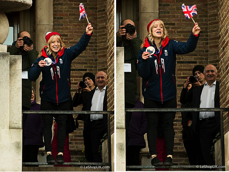 Jenny Jones, who won bronze at the Winter Olympics last month, was given a victory tour through the city streets in an open top bus and we were there to see it: http://www.lifestyledistrict.co.uk/2014/03/jenny-jones-snowboard/