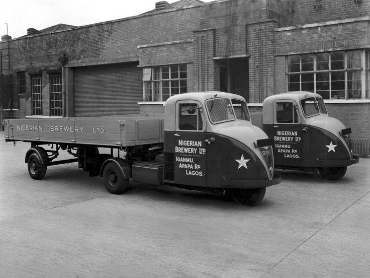 1948 Scammell Scarab. Nigerian Brewery Ltd. Lagos.