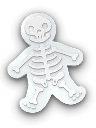 """Gingerdead Men"" Cookie Cutter by Fred & Friends"