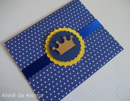 Convite Tema Pequeno Principe