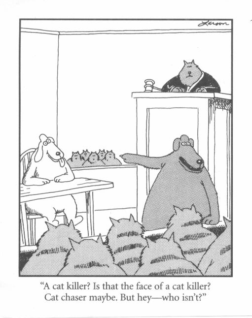 the far side cartoons | ... saw it there was a the far side tv special back in the day it aired on