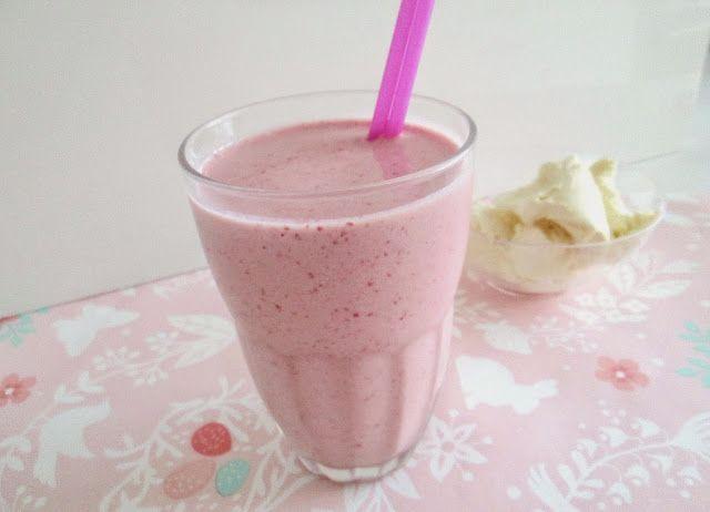 Strawberry Milkshake! |