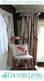 Rooms with a View. Interior design, curtains and soft furnishings.Bedside caddy / organizer remote holder Waverly Norfolk