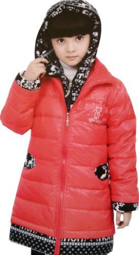 Girls Down Coat Outerwear Bubble Snow Hoodie Size 7-12 Years by Sunny Fashion, http://www.amazon.co.uk/dp/B00FPEU0CO/ref=cm_sw_r_pi_dp_wn3vsb01M4VWS