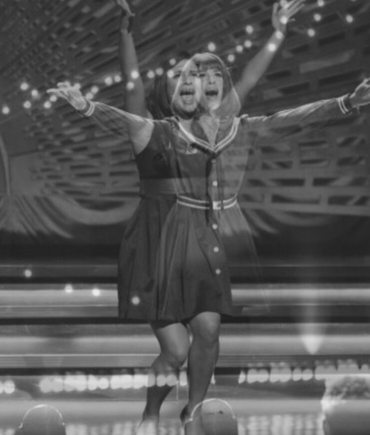 Rachel Berry Seasons 1-5⭐️