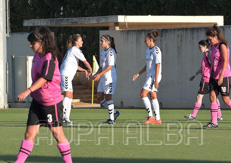 GOLEADA DEL NEXUS QUE PASA A LA SIGUIENTE RONDA  Deportes Fundación Nexus Fútbol base Fútbol Femenino Noticias deportes