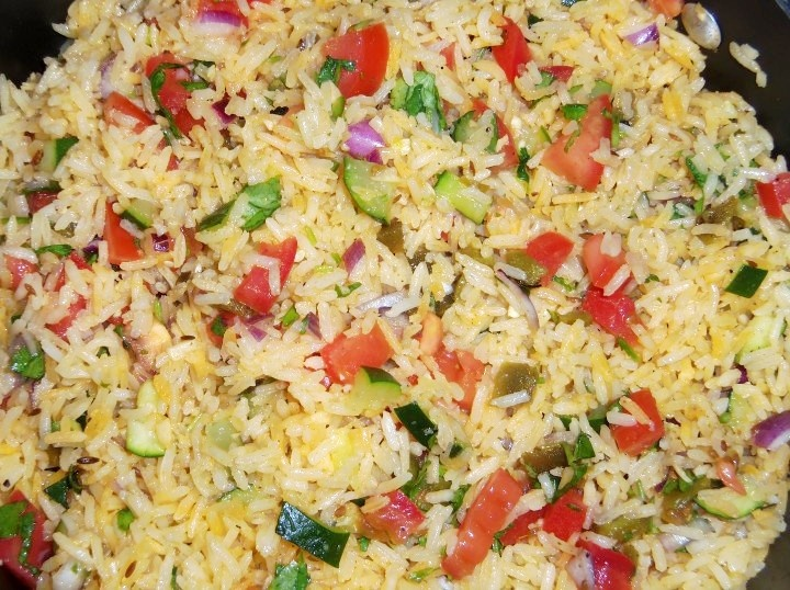 Authentic Mexican Rice Recipe Hispanic Kitchen