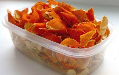 Полезные советы: В кожуре мандарина — огромная сила! 7 рецептов, которые спасают.