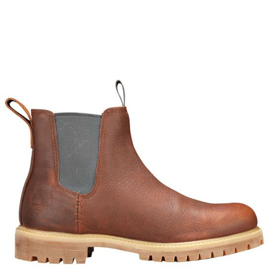 64ba28f2ddc Timberland | Men's 45th Anniversary 6-Inch Premium Chelsea Boots ...