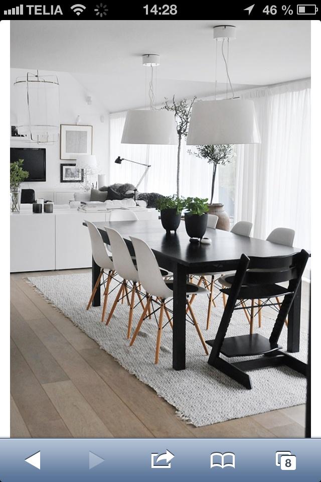 Snygga stolar och bord!