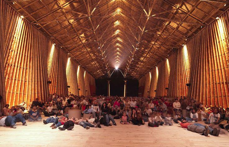 Bamboo architecture by simon Velez / LA ARQUITECTURA DE BAMBÚ DE SIMON VELEZ
