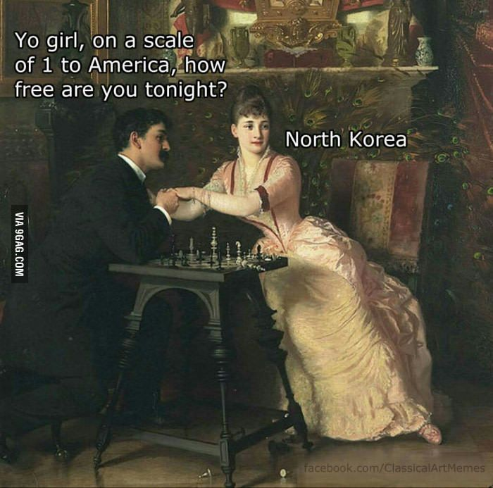 Another gem from Classic Art Memes! - 9GAG