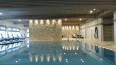 Er ist fertig, renoviert und einfach sooooooooooooo schön geworden: der Wellnessbereich im relexa hotel Braunlage. Schaut ihn euch an! Hier gibt es die ersten Fotos :) #wellness #wellnesshotel #urlaub #braunlage