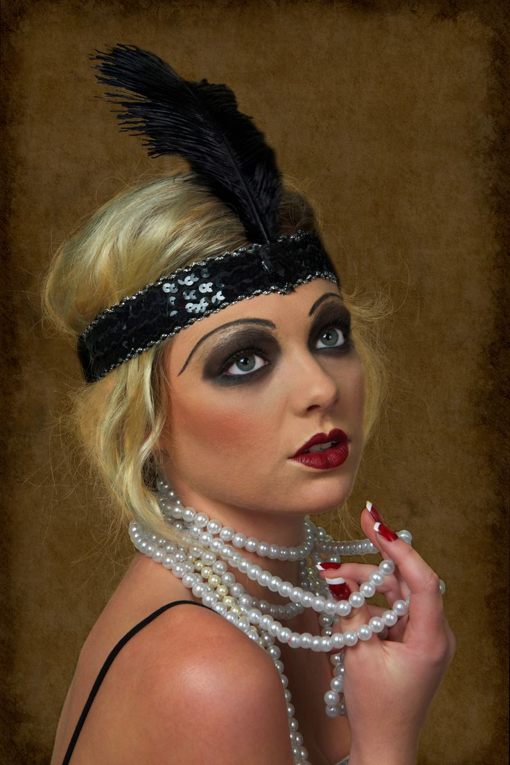 Best 10+ Great Gatsby Makeup Ideas On Pinterest