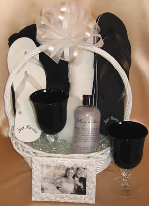 The Do Not Disturb Honeymoon Gift Basket This Offers Some Quiet