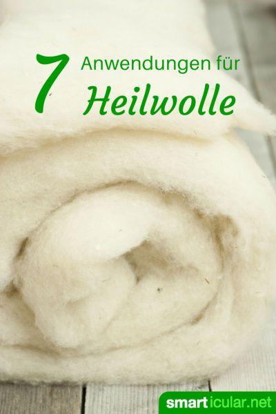 Heilwolle – erstaunliches Naturheilmittel nicht nur für Frauen