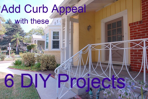 290 best images about curb appeal on pinterest landscaping front yards landscaping and Home selling four diy tricks to maximize the curb appeal