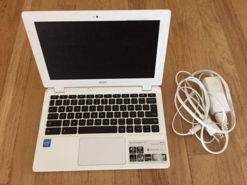 Acer Chromebook 11 Laptop Model CB3-111-C8UB