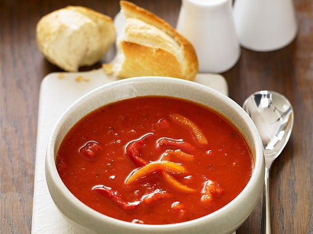 Red Pepper Bisque
