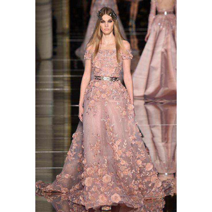 Zuhair Murad  #VogueRussia #couture #springsummer2016 #ZuhairMurad #VogueCollections