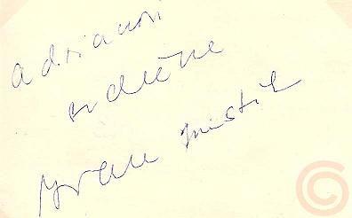 *-* Ivan Mistrík (1935-1982) bol slovenský herec. Brat herca Jána Mistríka. V rokoch 1966-1982 bol člen činohry SND v Bratislave.V divadle hral najmä senzibilných hrdinov, konfrontovaných s drsným svetom. Jeho herectvo sa rovnomerne uplatňovalo aj vo filme, kde vytvoril od roku 1951 množstvo úloh v slovenských a českých filmoch.V televízii účinkoval od roku 1959 a vytvoril asi 100 postáv v dielach