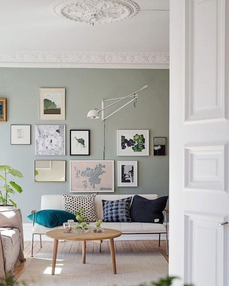 25 beste idee n over scandinavische woonkamers op for Scandinavisch design bank