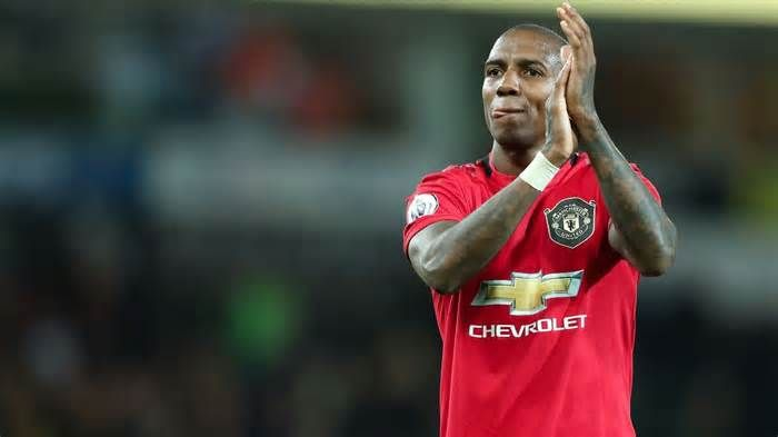 Latest News For Manchester United Agree Ashley Young Fee For Inter Milan Move Sources In 2020 Ashley Young Inter Milan Manchester United