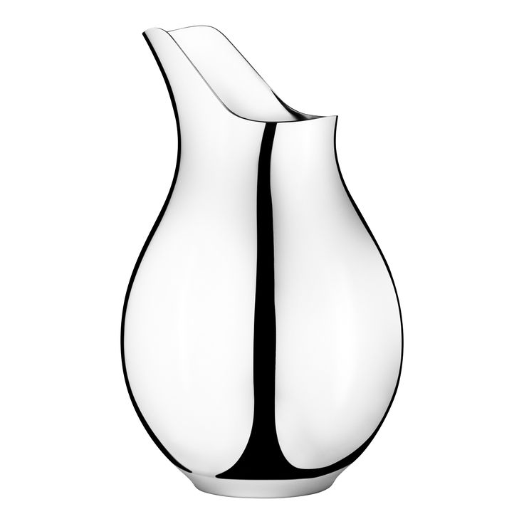 ILSE vase - stainless steel, small