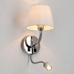 Applique Polina dotée d'une liseuse LED LAMPENWELT - Applique