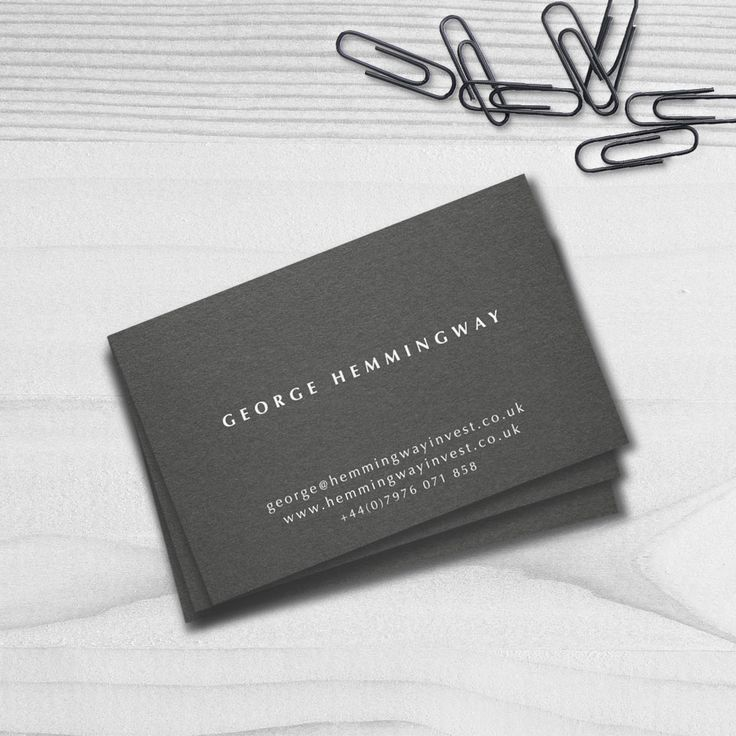 9 best Luxury Business Cards images on Pinterest | Presentation ...
