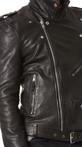 BLK DNM Leather Jacket 5 / style
