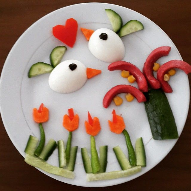 Günaydın. ... #kahvalti #breakfast #foodart #playwithfood #instakids #kids #playingwithfood #kidsfood #kidfood #instafood