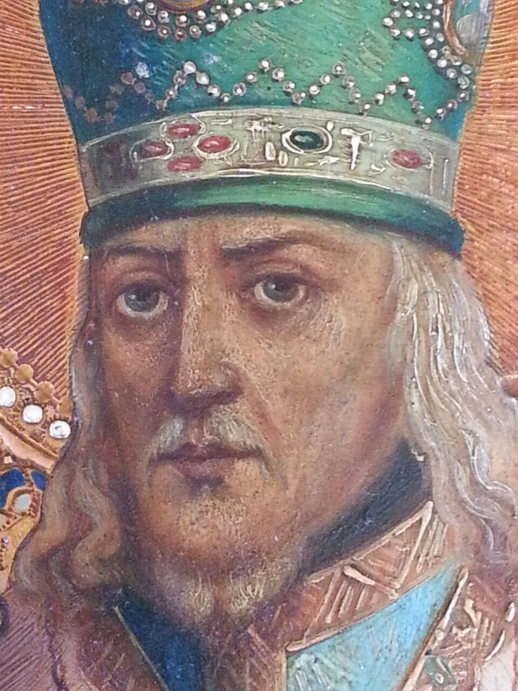 Святитель Иосааф Белгородский