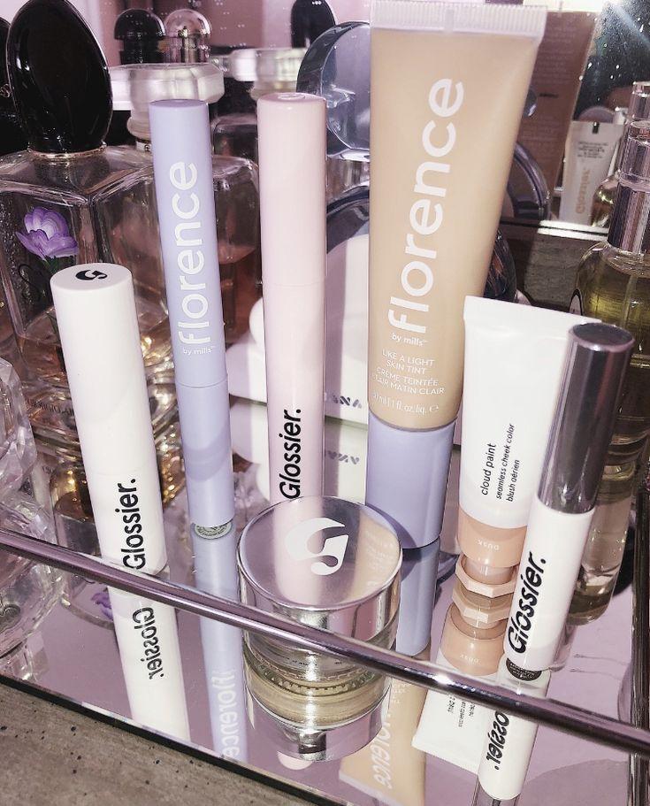 tumblr florence florencebymills makeup beauty gloss