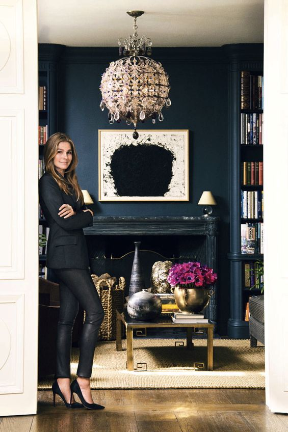 aerin-lauder-home-apartment-new-york-upper-east-side-living-room-den-2