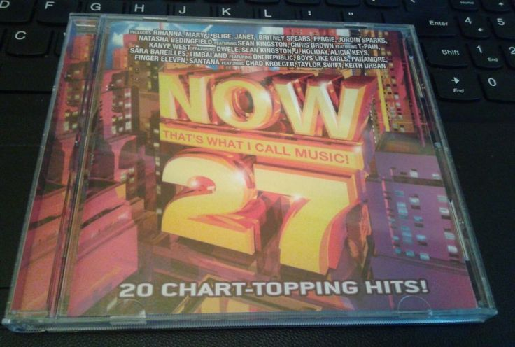 Various Artists : Now Thats What I Call Music Vol. 27 CD | Music, CDs | eBay!