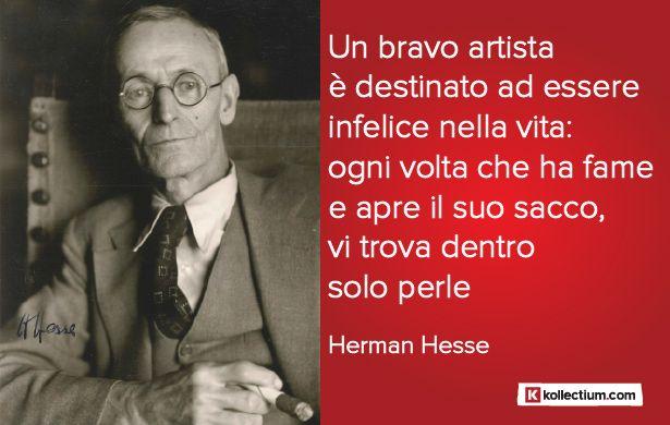 #Citazione di Herman #Hesse
