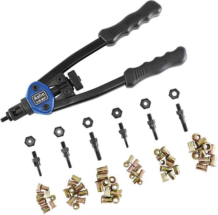 Astro pneumatic tool 1442 13 hand rivet nut