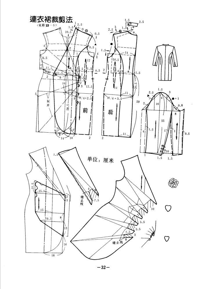 fashion 1993 drapery