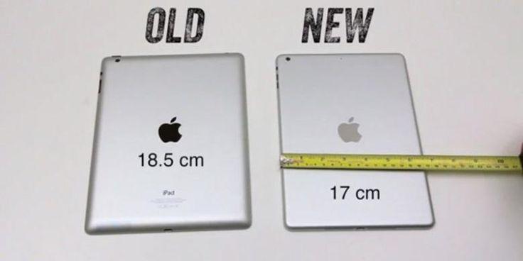 Cangkang iPad 5 Nongol di Video