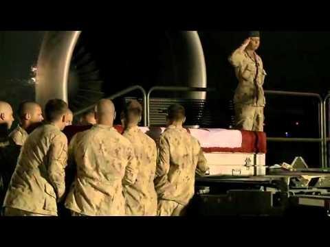 Un documentaire de l'ONF sur la mission du Royal 22e Régiment en Afghanistan. (3/5) ''Une minute de silence''   #canada #history #army #afghanistan