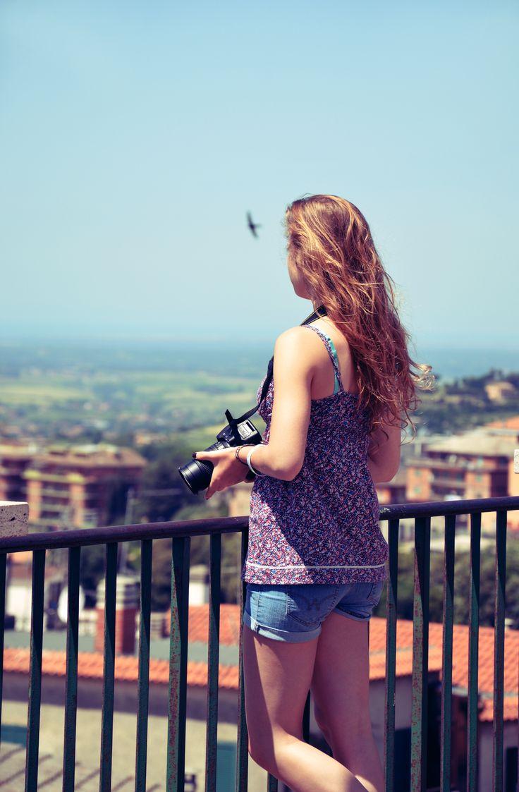 Denise. #rome #photo #landscape #passion #trip #life #portrait