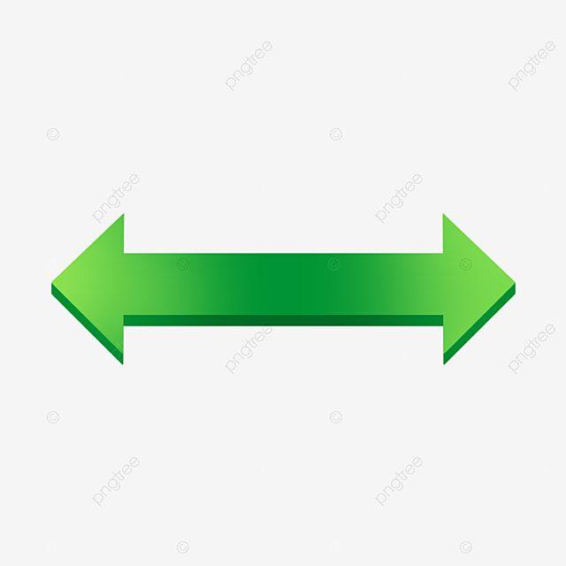 Flecha Recta Bidireccional Verde Flecha Verde Flecha Verde Png Y Psd Para Descargar Gratis Pngtree Flechas Flecha Verde Verde