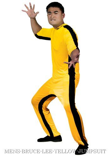 Mens Bruce Lee Costume Description will be available when product arrives. Yellow  Bruce Lee jumpsuit 839faaa7a