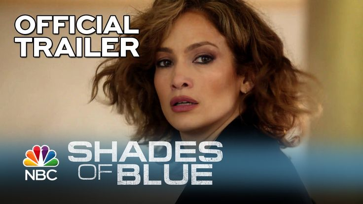 SHADES OF BLUE | Official Trailer