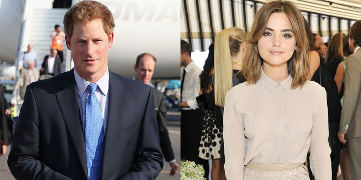 Prince Harry's New Girlfriend Looks Just Like The Duchess of Cambridge  - HarpersBAZAAR.com