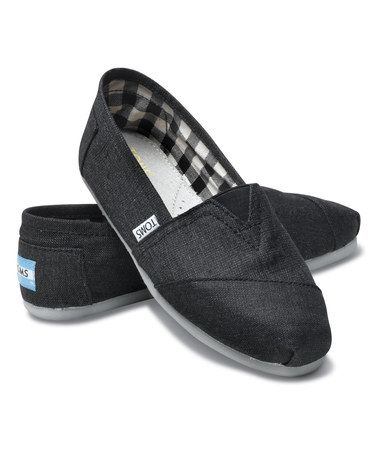 Another great find on #zulily! Slate Hemp Classics by TOMS #zulilyfinds