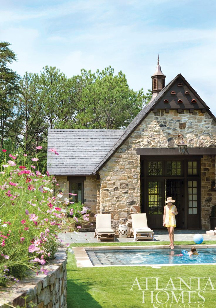 Our top five poolhouses