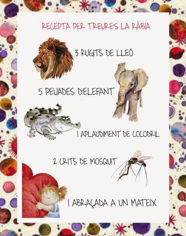 CLASSE DE LES PRINCESES I ELS CAVALLERS: EL MONSTRE DE COLORS